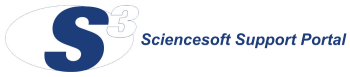 Sciencesoft Support Portal