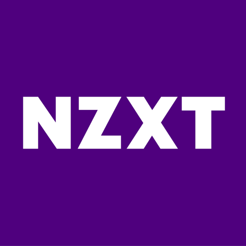Hjemmesiden for NZXT Support Center Kundesenter