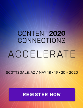 Content Connections 2020