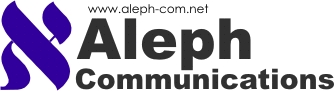 Aleph Communications Help Center home page