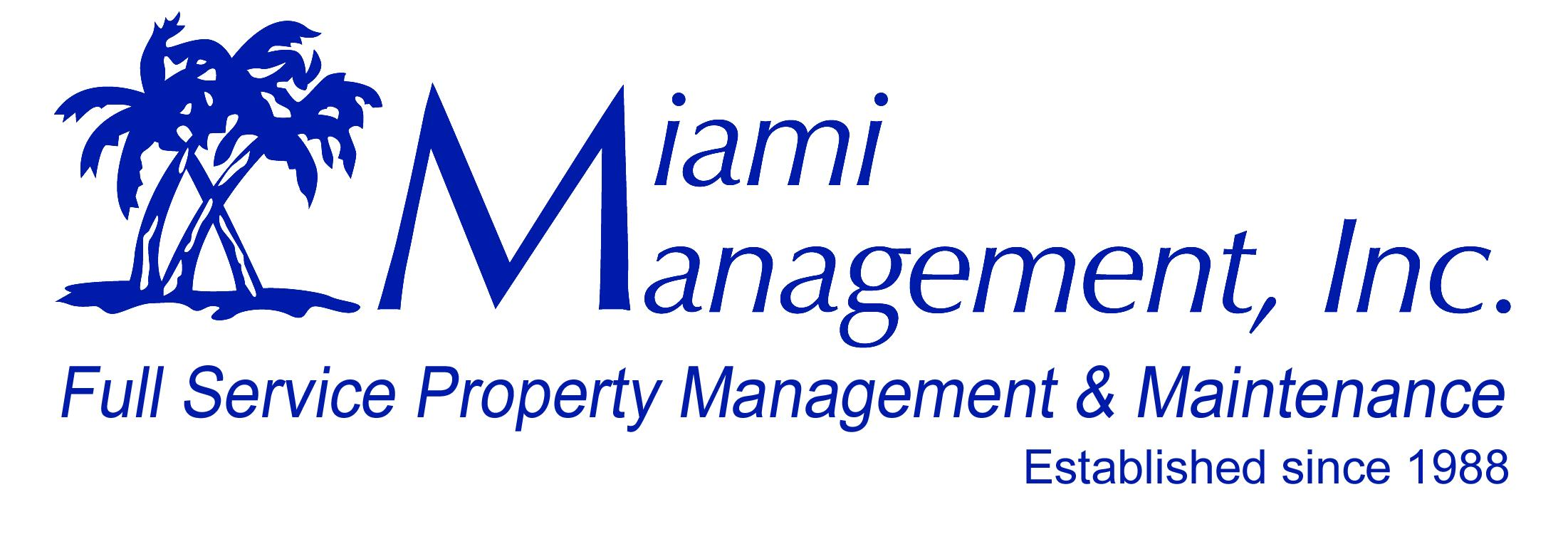 Image result for miami management logo