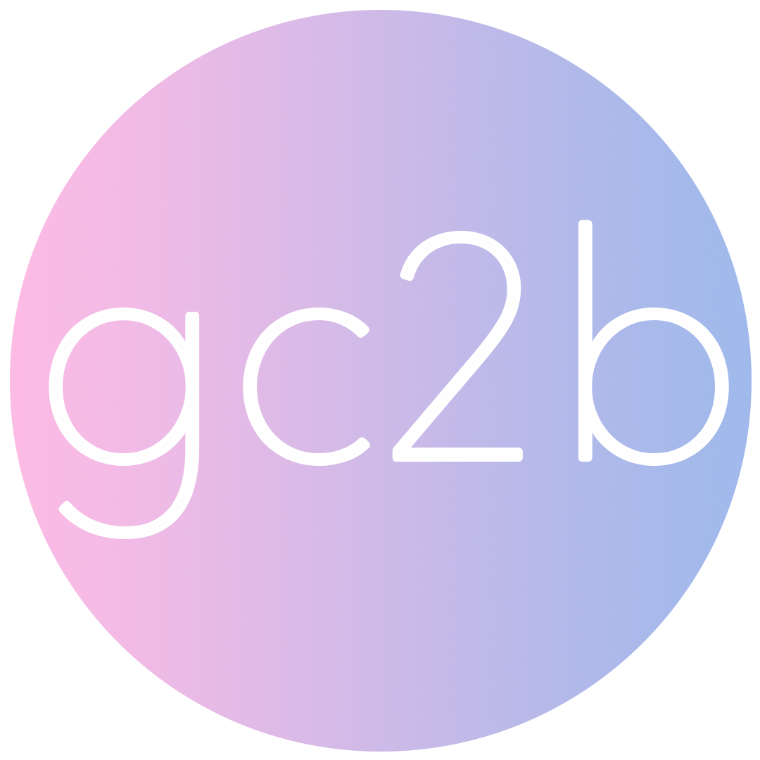 gc2b Help Center home page