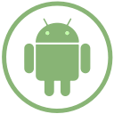 Android Device Activation Icon