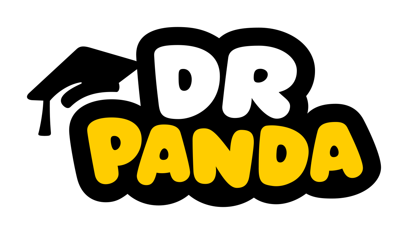 "Homepage für Help Center ""Dr. Panda"""