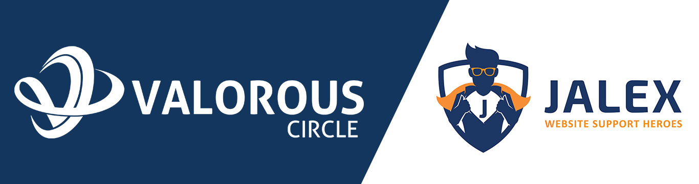 Valorous Circle Web Support Help Center home page