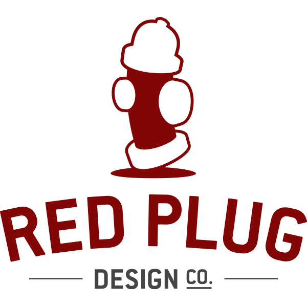 Red Plug Design Co. Help Center home page