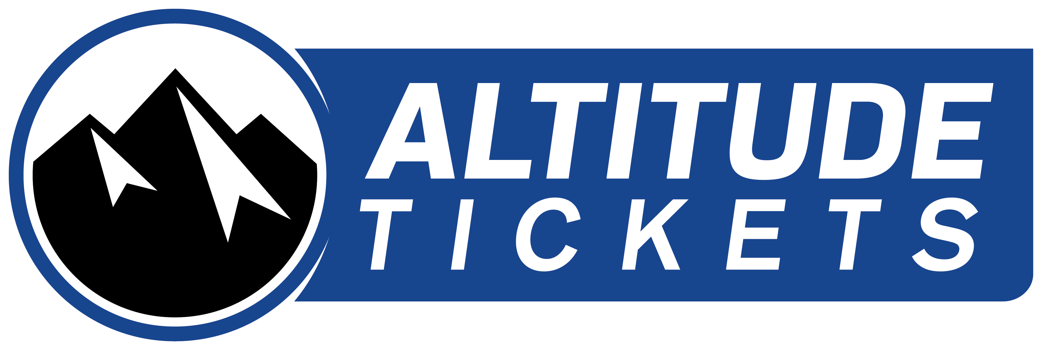 Altitude Tickets Help Center home page