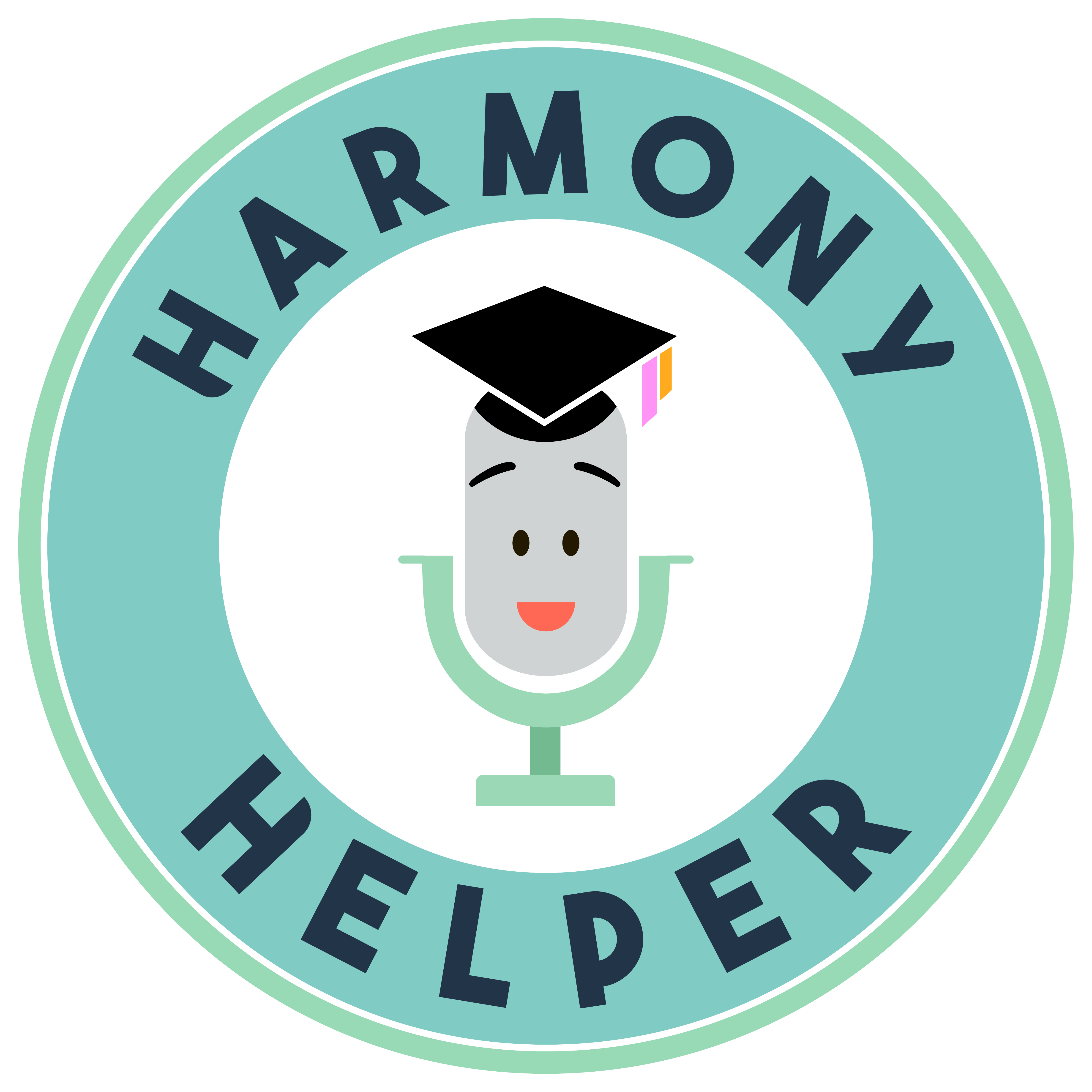 Harmony Helper Help Center home page