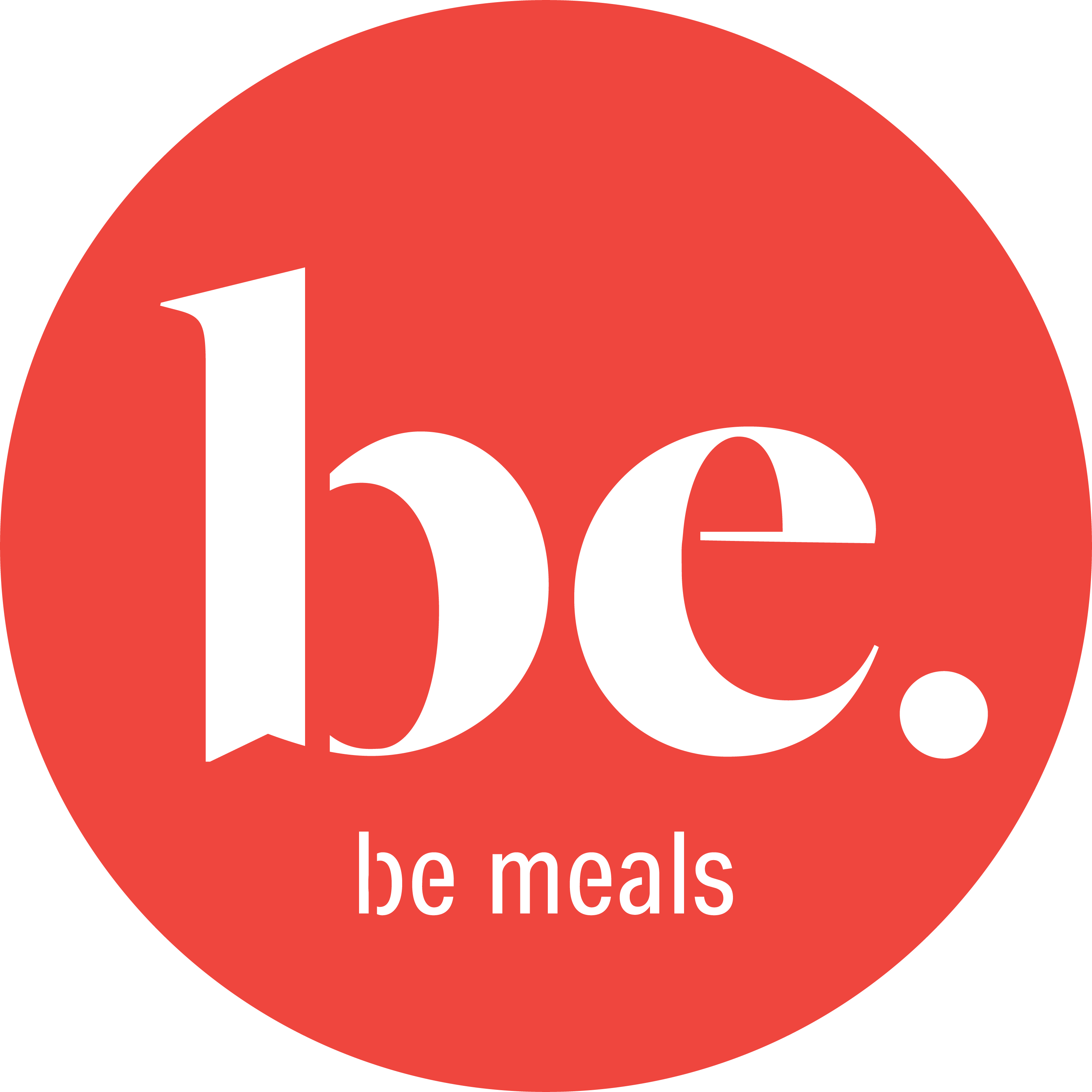 BeMeals Help Center home page