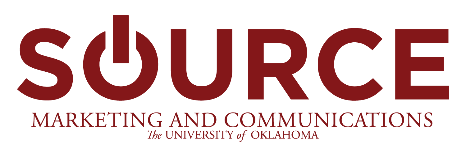 OU Marketing and Communications Help Center home page