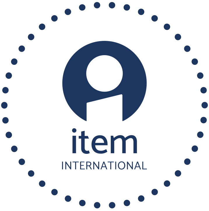 ITEM International Help Centre home page