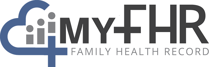 myFHR Help Center home page
