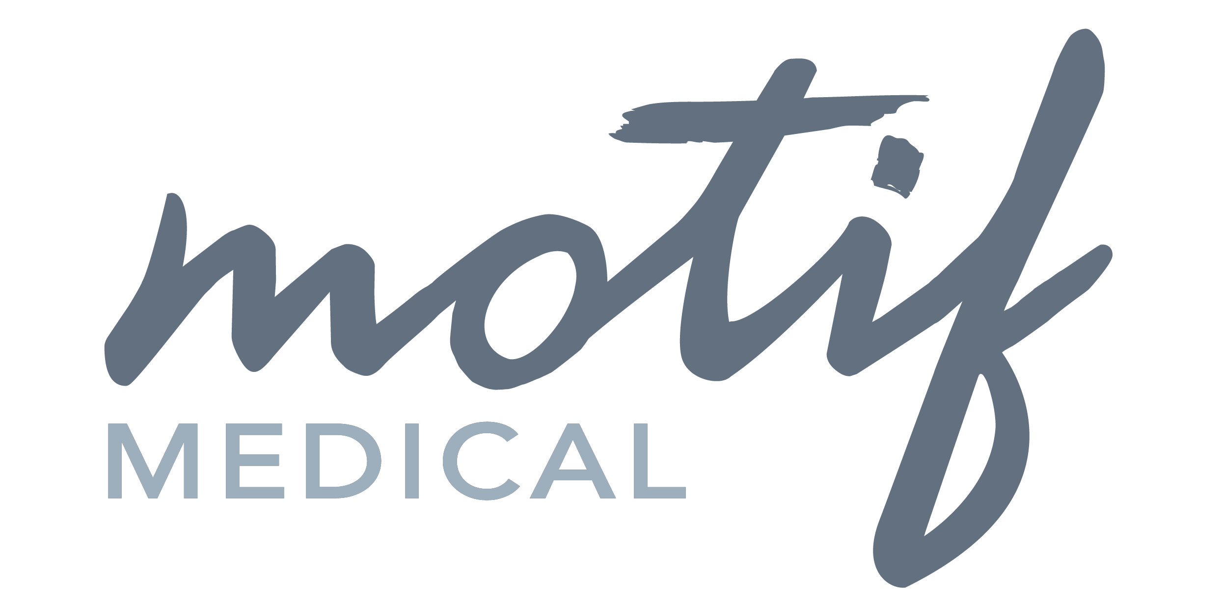 Motif Medical Help Center home page