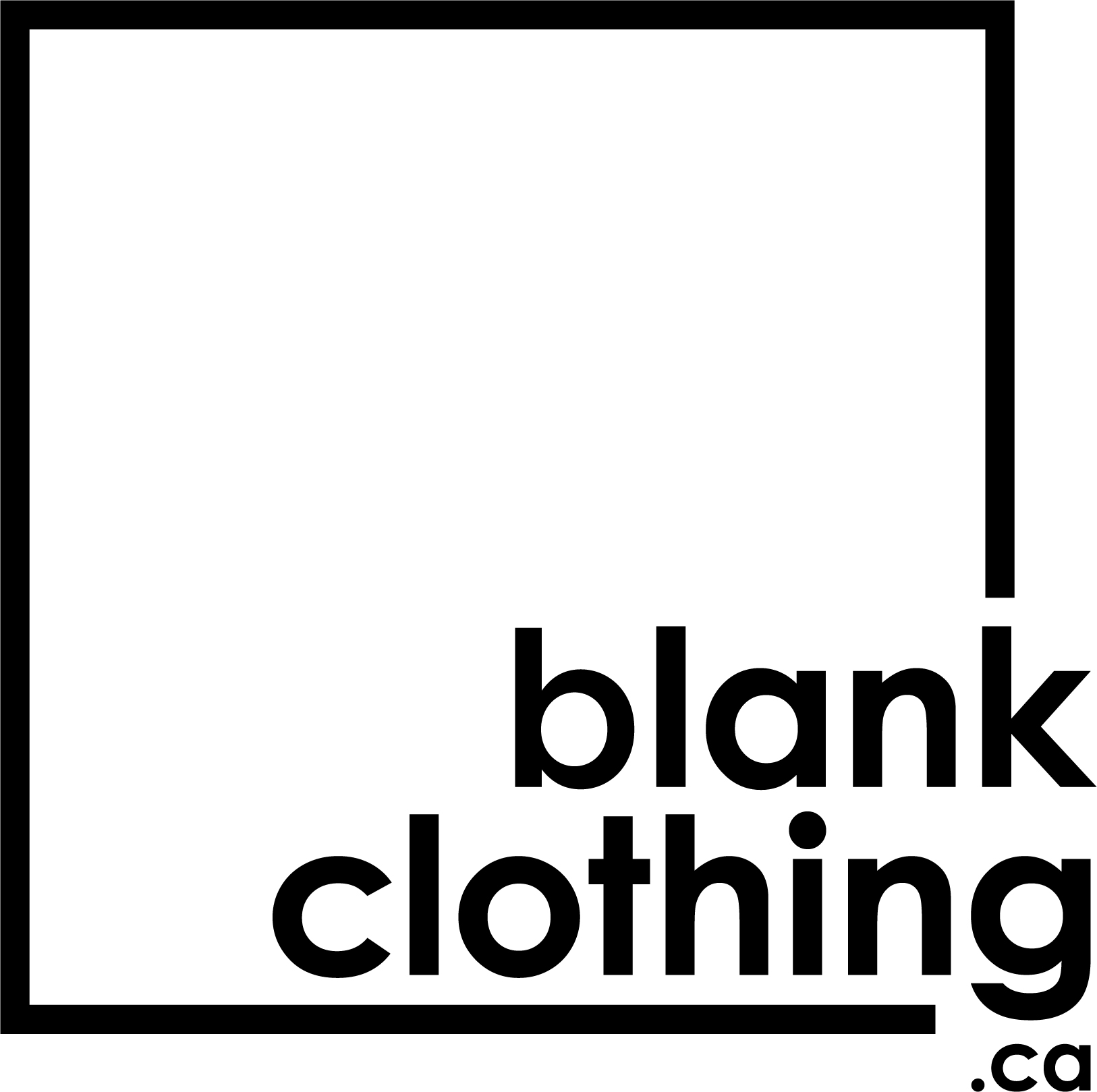 Blank Clothing Help Center home page
