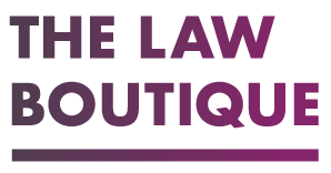 The Law Boutique Help Center home page