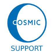 Cosmic Help Center home page