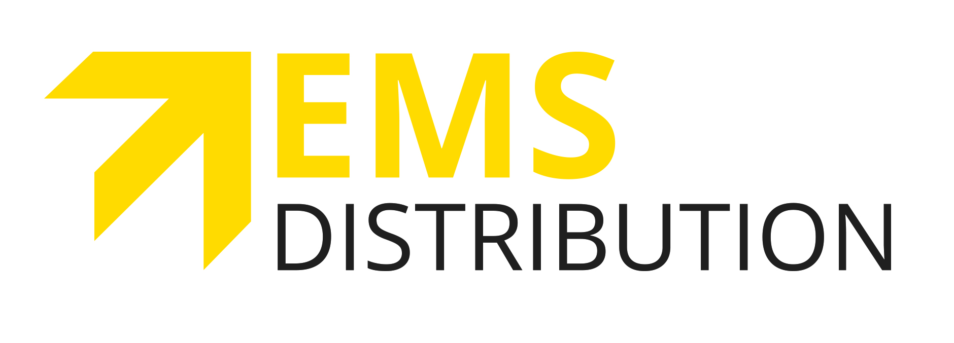 Startpagina van EMS Distribution Support Helpcenter