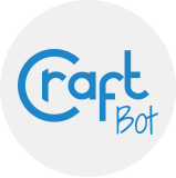 CraftBot Support Page Help Center home page