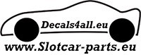 Startpagina van Decals4all.eu Helpcenter