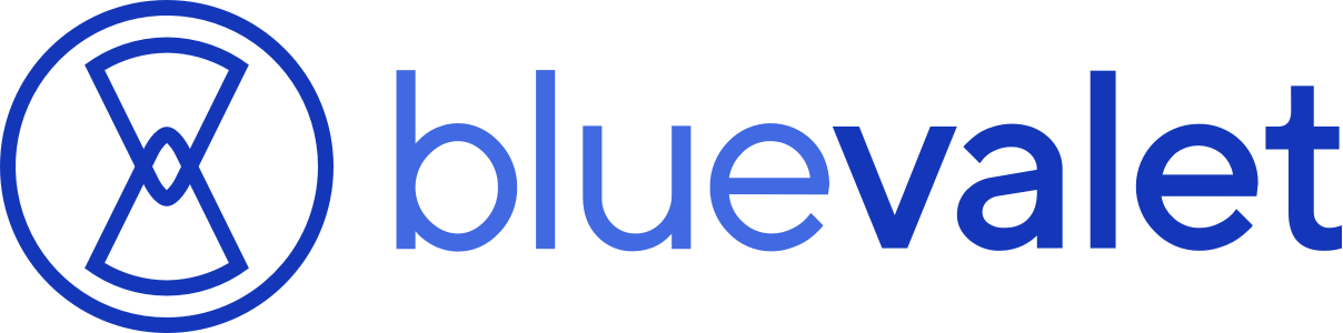 Blue Valet Help Centre home page