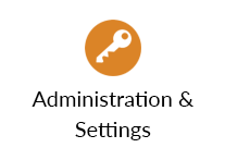Administration and Settings