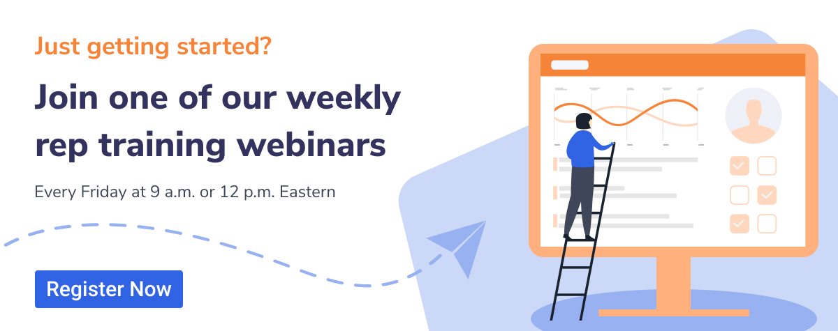 Information on weekly webinar
