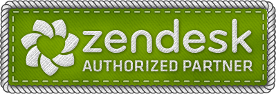 Zendesk Authorised Partner Badge