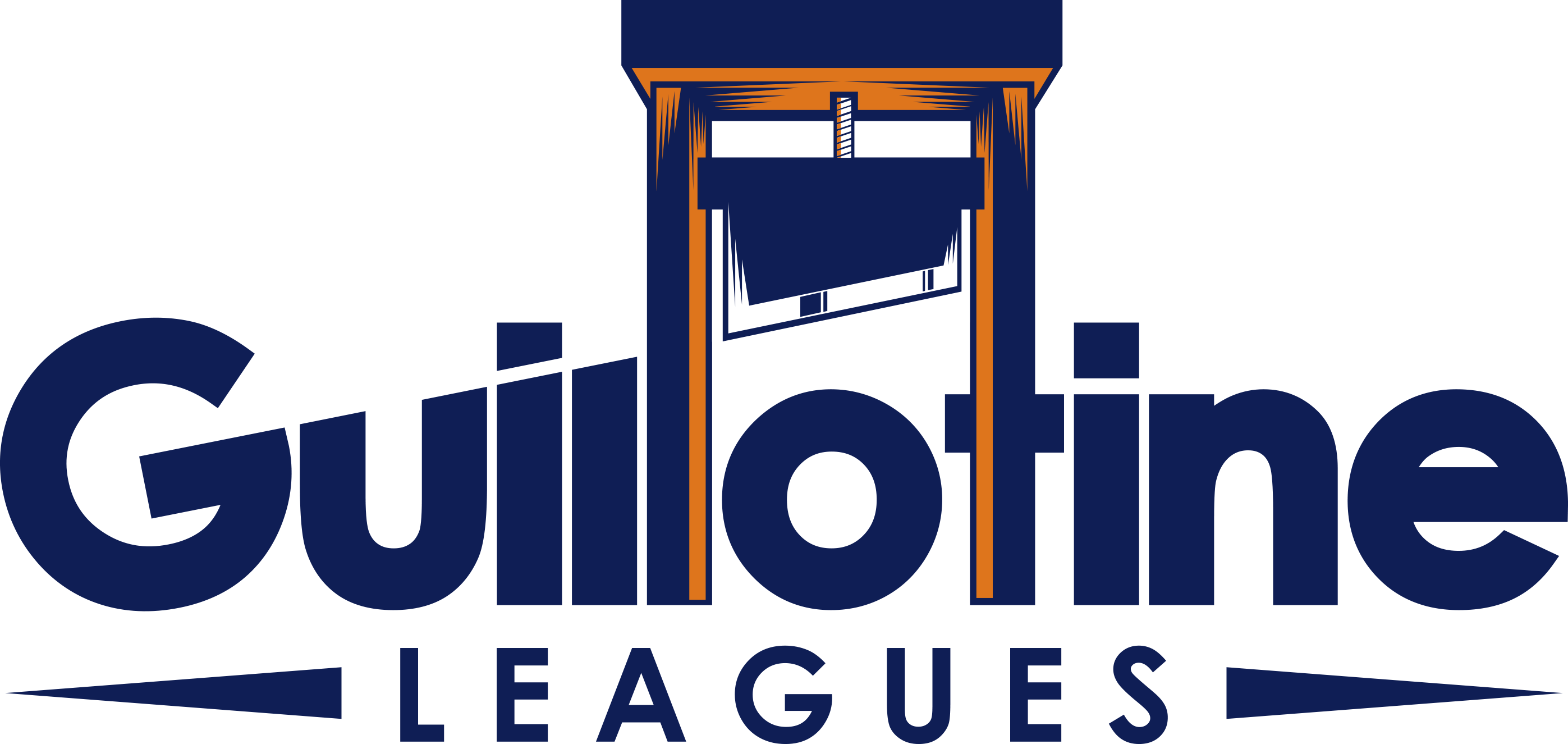 Guillotine League Help Center home page
