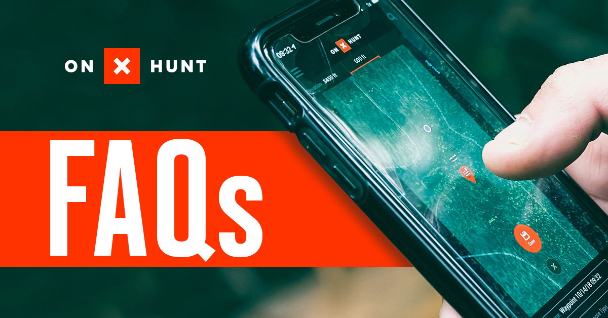 How Does the onX Hunt App Work When Outside Cell Service? – onX